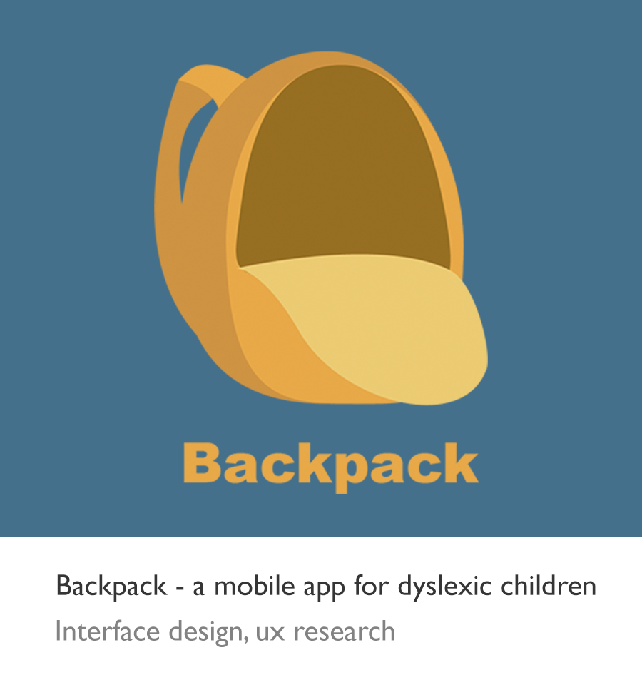 logo of the backpack app